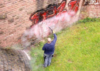 Graffitientfernung-Koln